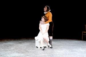 Blanche Neige, de Robert Walser, adaptation et mise en scène Nicolas Luçon / Photo: D.R. — © Centre culturel suisse. Paris