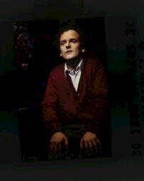 """<p>Denis Maillefer, """"Je suis le mari de ***"""" / Photo: Pascal Gravat</p>"""