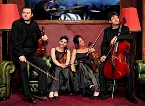 Quatuor Terpsycordes / Photo: D.R. — © Centre culturel suisse. Paris