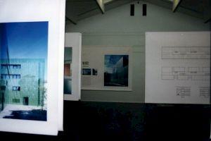 <p>Matière d'Art, architecture contemporaine en Suisse (vue d'exposition) / Photo: D.R.</p>