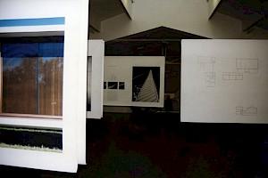 Matière d'Art, architecture contemporaine en Suisse (vue d'exposition) / Photo: D.R. — © Centre culturel suisse. Paris