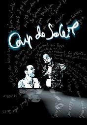 """Affiche de """"Coup de Soleil"""" — © Centre culturel suisse. Paris"""