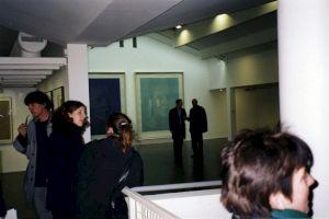 """<p>Franz Gertsch, """"Bois gravés monumentaux 1986-2000"""", (vernissage) / Photo: D.R.</p>"""