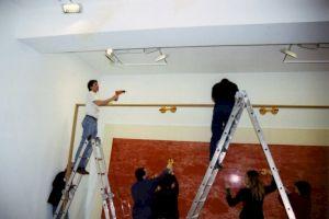 """<p>Franz Gertsch, """"Bois gravés monumentaux 1986-2000"""", (accrochage) / Photo: D.R.</p>"""
