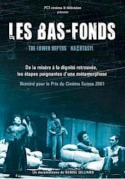 """""""Les Bas-fonds"""" de Denise Gilliand / Affiche du film — © Centre culturel suisse. Paris"""