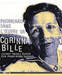 Promenade dans l'œuvre de Corinna Bille / Visuel de l'événement — © Centre culturel suisse. Paris