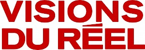 """Logo actuel de """"Visions du Réel"""" — © Centre culturel suisse. Paris"""