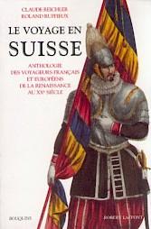 """""""Le voyage en Suisse"""" / Couverture du livre — © Centre culturel suisse. Paris"""
