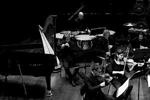 Ensemble Contrechamps / Photo: Alain Kissling — © Centre culturel suisse. Paris