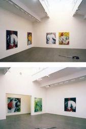 <p>Valérie Favre, vues d'exposition  / Photo: Olivier Meylan</p>