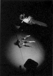 """<p>Label """"Altri Suoni"""" avec Christian Gilardi, Fredi Luscher, Brigitte Aschwanden / Photo: D.R.</p>"""