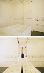 """""""Rodolphe Töpffer: Aventures graphiques"""", vue d'exposition / Photo: Olivier Meylan — © Centre culturel suisse. Paris"""