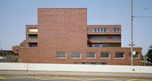 <p>Diener & Diener, Training and conference center, Viadukstrasse, Basel, 1985-1994 / Photo: D.R © Diener & Diener</p>