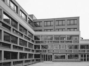 <p>Diener & Diener, Showrooms and administration building for Manor, Rebgasse, Basel 1984-1990 / Photo: D.R © Diener & Diener</p>