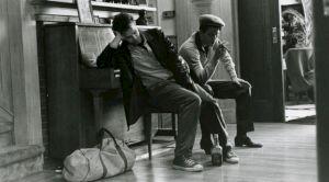 """<p>Robert Frank, """"Candy Mountain"""", 1987 / Capture vidéo</p>"""