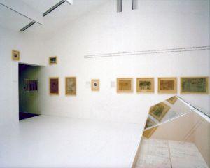 <p>Le dernier continent ou la Waldau, asile de l'art (vue d'exposition ) / Photo: Olivier Meylan</p>