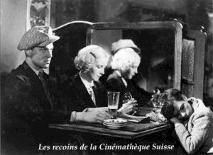 """<p>""""Dans les rues """" réalisé par Victor Trivas (1933) / Carton de l'événement</p>"""