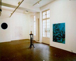 """<p>Vue de l'exposition """"Pied-à-terre III"""" / Photo: Olivier Meylan</p>"""