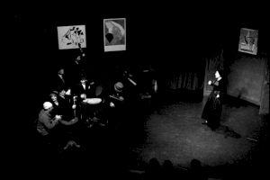 """<p>Les Endimanchés, """"Cabaret Voltaire"""" / Photo: D.R.</p>"""