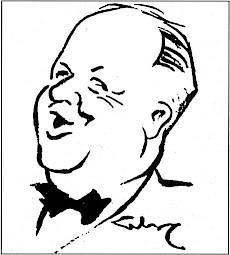 <p>Gilles dessiné par Cabrol</p>