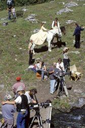 """<p>Photo du tournage de """"Henri le Vert"""" / Photo: Rdb</p>"""
