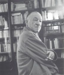 <p>Blaise Cendrars, 1953 / Photo: Lipnitski Viollet</p>