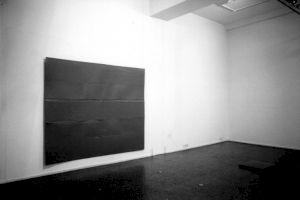 """<p>""""Pied à terre"""", vue d'exposition (Renée Levi) / Photo: D.R.</p>"""