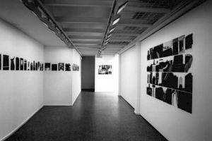 """<p>""""Pied à terre"""", vue d'exposition (Menga Dolf) / Photo: D.R.</p>"""