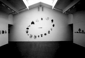 """<p>""""Pied à terre"""", vue d'exposition / Photo: D.R.</p>"""