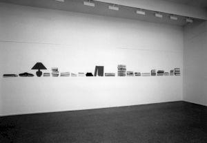 """<p>""""Pied à terre"""", vue d'exposition (Maurice Vouga) / Photo: D.R.</p>"""