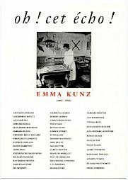 Carton d'invitation au vernissage — © Centre culturel suisse. Paris