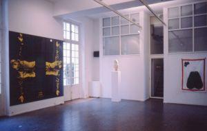 <p>Vue de l'exposition au Centre Culturel Suisse, 1992 / Photo: D.R.</p> — © Centre culturel suisse. Paris