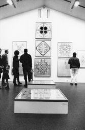 <p>Vernissage de l'exposition, salle Emma Kunz / Photo: Alain Ceyssac</p> — © Centre culturel suisse. Paris