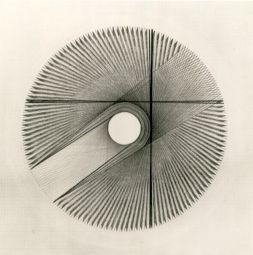 """<p>Emma Kunz, """"Œuvre n°20""""</p> — © Centre culturel suisse. Paris"""