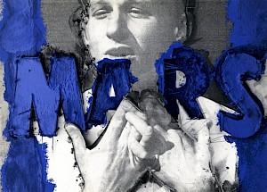 Carton du spectacle / Photo: Mario del Curto / Création graphique: Roger Pfund — © Centre culturel suisse. Paris