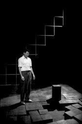 """<p>Jean-Quentin Châtelain joue """"MARS"""" / Photo: Michel Sarti</p> — © Centre culturel suisse. Paris"""