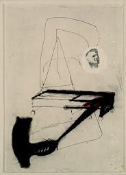 """Gianmarco Torriani, """"Giovanni Cantante"""", 1991 / Photo: D.R. — © Centre culturel suisse. Paris"""