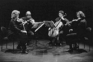 Quatuor Euler / Photo: D.R. — © Centre culturel suisse. Paris