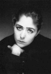 <p>Portrait d'Anne Bennent, carton de l'événement / Photo: D.R.</p>