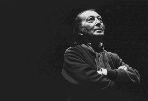 <p>Armand Abplanalp sur scène / Photo: D.R.</p>