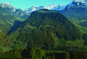 """<p>""""La montagne verte""""  / Capture d'écran</p>"""
