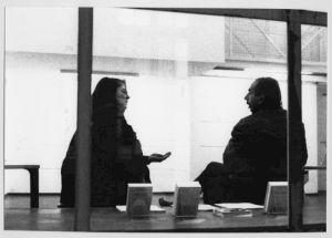 <p>Xavier Koller au Centre culturel suisse, Paris / Photo: D.R.</p>