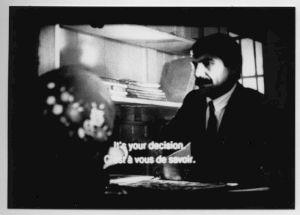 <p>Capture de film de Xavier Koller / Photo: D.R.</p>
