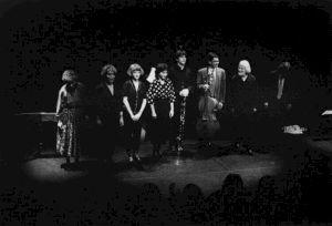 <p>Trio Recherche et solistes invités / Photo: D.R.</p>
