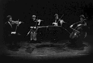 <p>Quatuor à Cordes de Berne / Photo: D.R.</p>