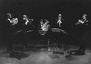 <p>Philharmonic Brass Quintet Luzern / Photo: D.R.</p>