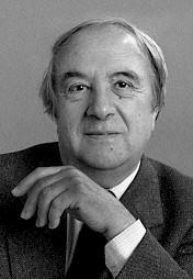 <p>Georges Piroué / Photo: Louis Monier</p>