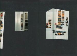 <p>Leporello avec des vues de l'exposition (4) / Katrin Bötzel / Fredi M. Murer</p>