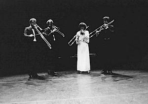 Slokar Trombone Quartet / Photo: D.R. — © Centre culturel suisse. Paris