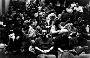 """<p>Compagnie Phlippe Saire, """"L'Ombre du doute"""" (le public) / Photo: D.R.</p>"""